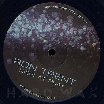 Cover art - Ron Trent: Kids At Play