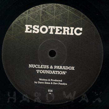 Cover art - Nucleus & Paradox: Ubiquity