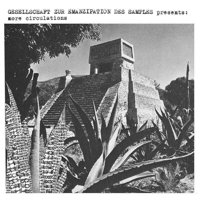 Cover art - Gesellschaft Zur Emanzipation Des Samples: More Circulations