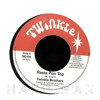 Cover art - Twinkle Brothers: Rasta Pon Top