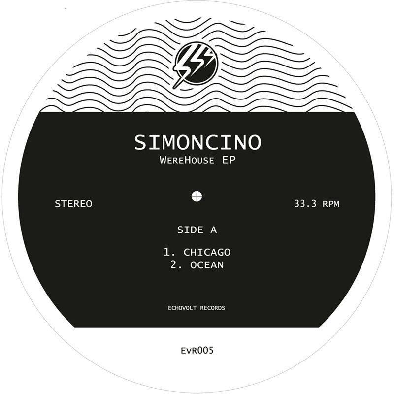 Cover art - Simoncino: Werehouse EP