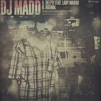 Cover art - DJ Madd: Deeply