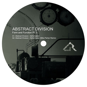 Cover art - Abstract Division: Form And Function Pt. 3