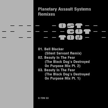 Cover art - Planetary Assault Systems: Remixes