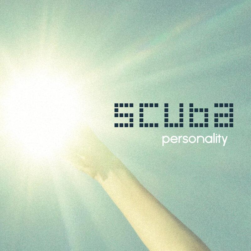 Cover art - Scuba: Personality