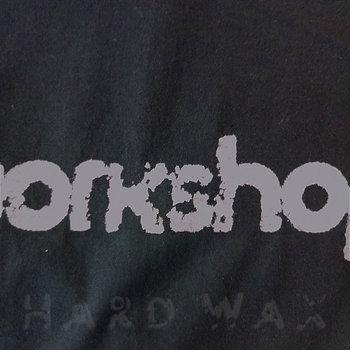 Cover art - T-Shirt, Size M: Workshop Logo, Black