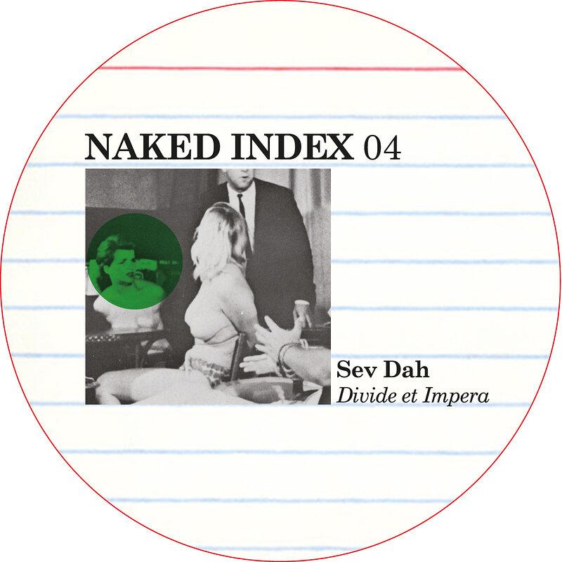 Cover art - Sev Dah: Divide Et Impera