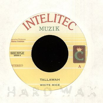 Cover art - White Mice: Tallawah