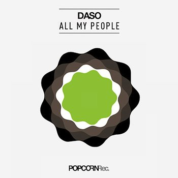 Cover art - Daso: All My People