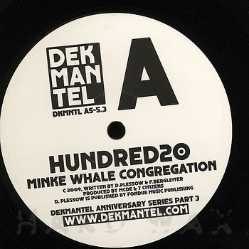 Cover art - Various Artists: Dekmantel Anniversary Series Part 3