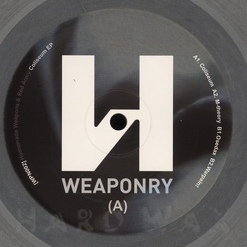 Cover art - Homemade Weapons & Red Army: Coliseum