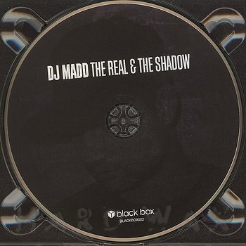 Cover art - DJ Madd: The Real & The Shadow