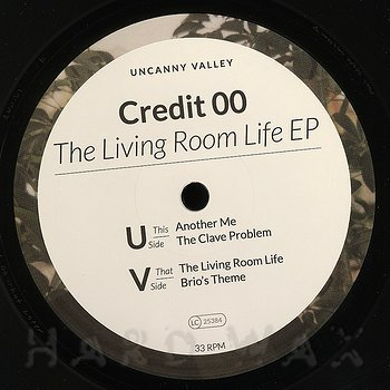 Cover art - Credit 00: The Living Room Life