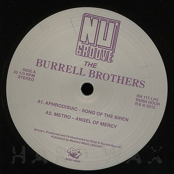 Cover art - The Burrell Brothers: The Nu Groove Years Part 2