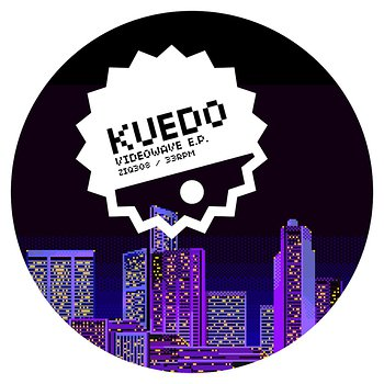 Cover art - Kuedo: Videowave EP