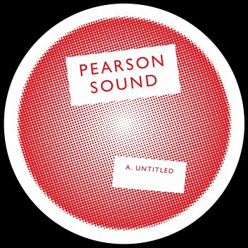 Cover art - Pearson Sound: Untitled