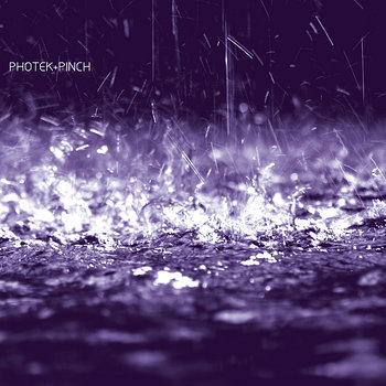 Cover art - Photek & Pinch: Acid Reign