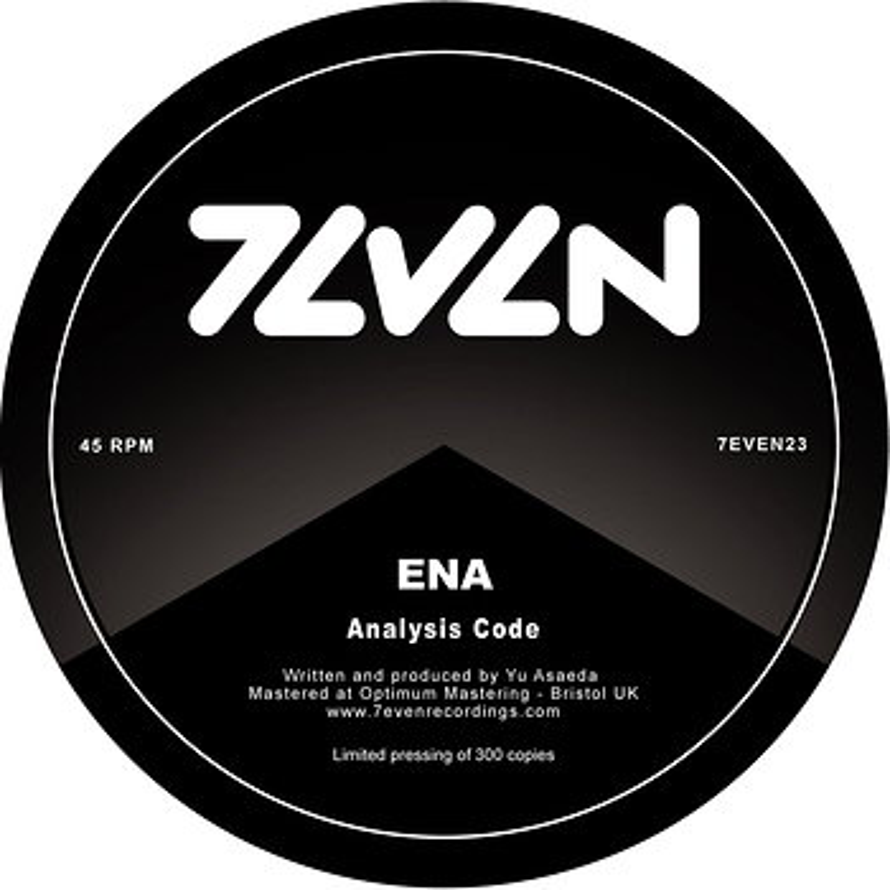 Cover art - Ena: Analysis Code