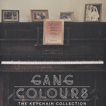 Cover art - Gang Colours: The Keychain Collection