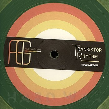 Cover art - Addison Groove: Transistor Rhythm