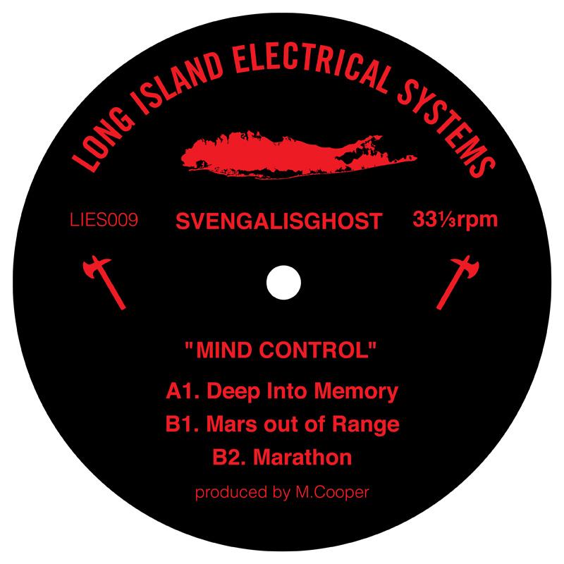 Cover art - Svengalisghost: Mind Control