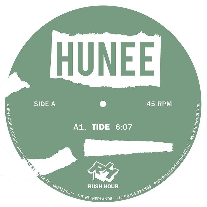 Cover art - Hunee: Tide