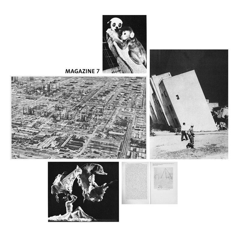 Cover art - Wolfgang Voigt: Rückverzauberung 6
