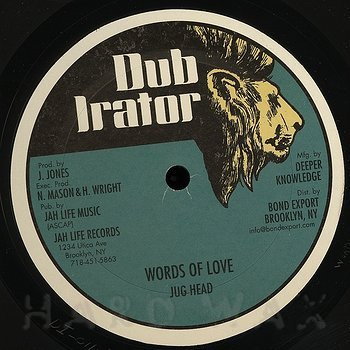 Cover art - Jug Head: Words Of Love