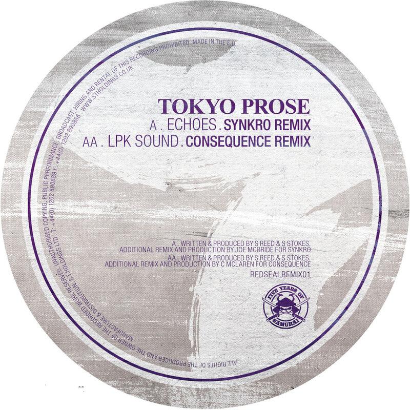 Cover art - Tokyo Prose: Tokyo Prose Remixed