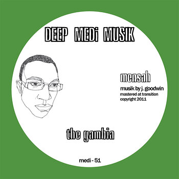 Cover art - Mensah: The Gambia