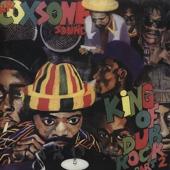 Cover art - Sir Coxsone Sound: King Of The Dub Rock Part 2