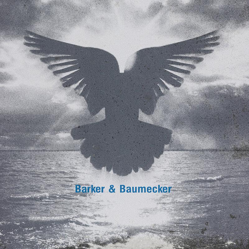 Cover art - Barker & Baumecker: Murder Of Crows