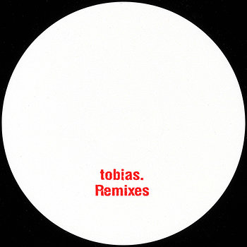 Cover art - Tobias: Leaning Over Backwards Remixes