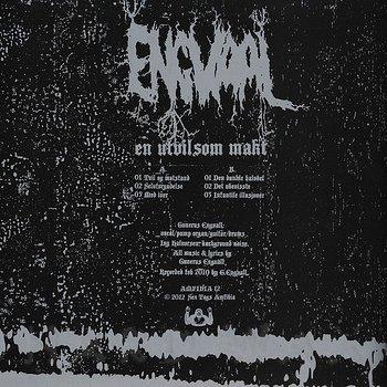 Cover art - Engvaal: En Utvilsom Makt