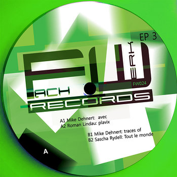 Cover art - Various Artists: Fachwerk EP 3
