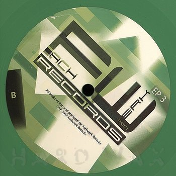 Cover art - Various Artists: Fachwerk EP 3