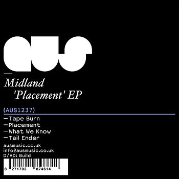 Cover art - Midland: Placement EP