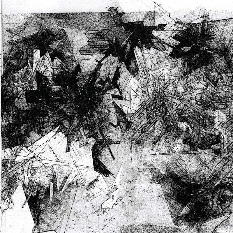 Cover art - Sawlin: Techno Dumping