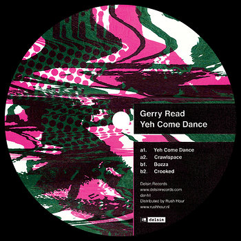 Cover art - Gerry Read: Yeh Come Dance