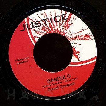 Cover art - Cornel Campbell: Bandulu