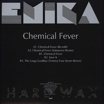 Cover art - Emika: Chemical Fever