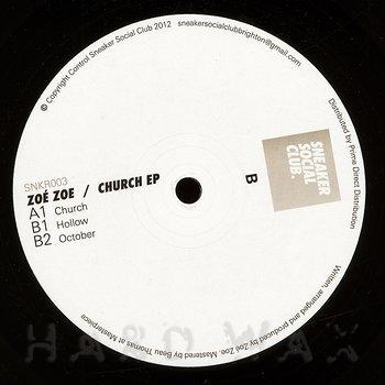 Cover art - Zoé Zoe: Church