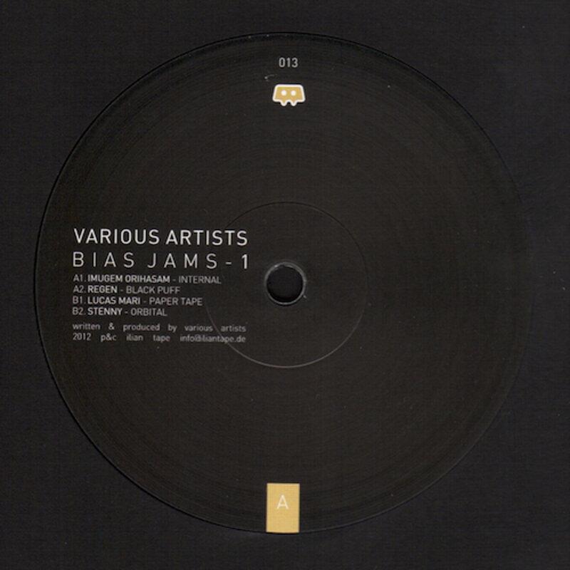 Cover art - Various Artists: Bias Jams 1