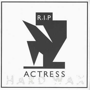 Cover art - Actress: R.I.P.