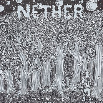 Cover art - Nether: Moon Dub