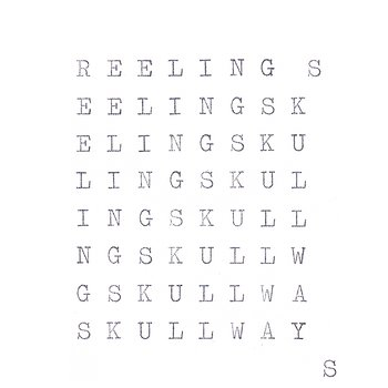 Cover art - Bass Clef: Reeling Skullways