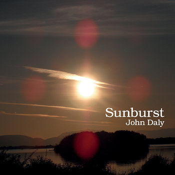 Cover art - John Daly: Sunburst