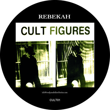 Cover art - Rebekah: Cult Figures 1