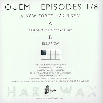 Cover art - Jouem: Episodes 1/8 - A New Force Has Risen