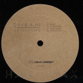 Cover art - Dave Aju: Heirlooms
